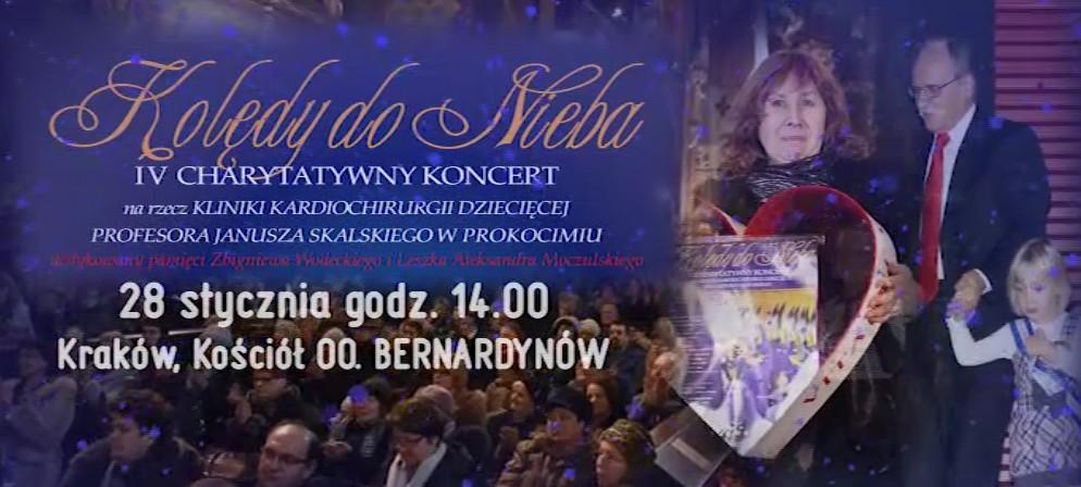Koncert charytatywny Kołedy do Nieba